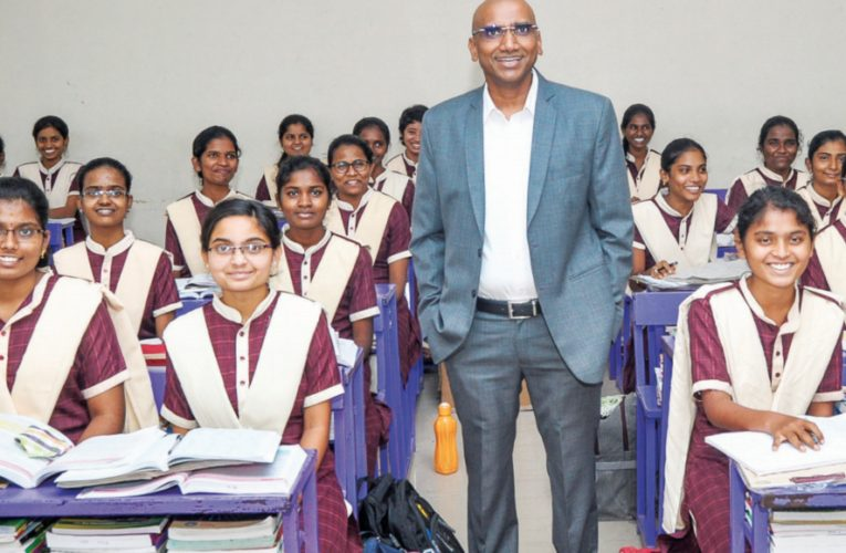 How an IPS officer is altering the fortunes of students from marginalised communities in Telangana
