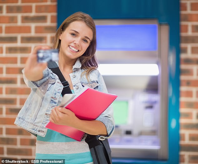 Do your homework:Young adults starting university next month are eligible for a student account that comes with benefits and interest-free overdrafts