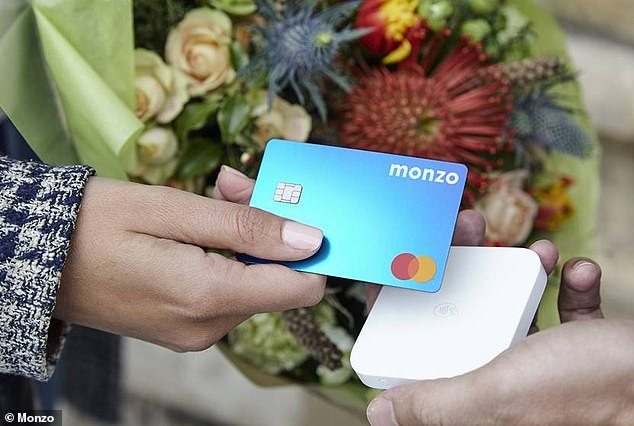 Monzo brings again £5-a-month Plus account with holographic blue card