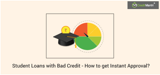 Is It Possible to Get a Student Loan with Bad Credit?