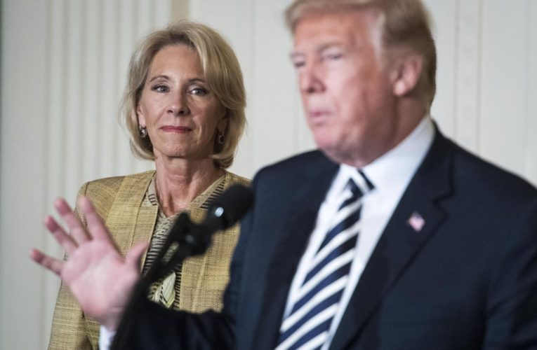 Trump's Extended Student Loan Relief Will Count Towards Loan Forgiveness, Says Dept. Of Education