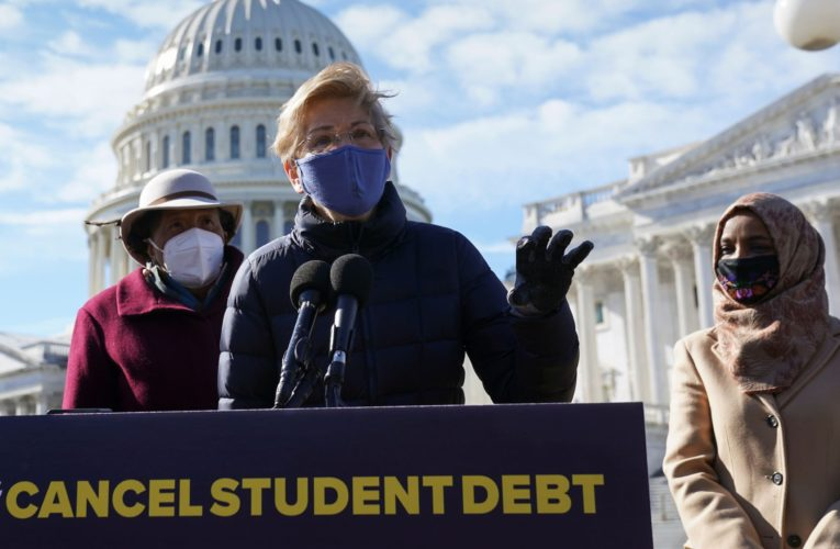 Biggest winners in Democrats' plan to forgive $50,000 of student debt