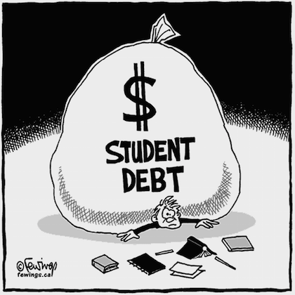 Student loans – good authorities belongings? : News : Truth in Accounting
