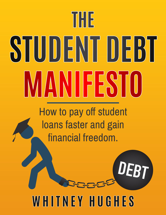 New E Book Aims To Eradicate Most Student Loan Debt While Fighting Hunger Too