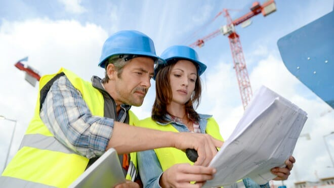 Construction Manager Median Salary: $91,370