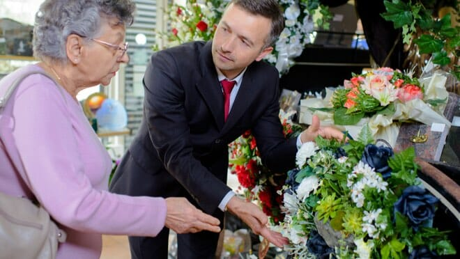 Funeral Services Manager Median Salary: $93,090