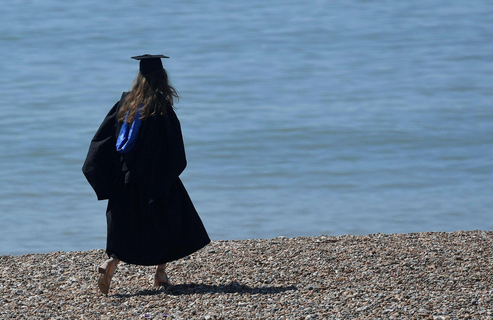 Women are at a crucial disadvantage when it comes to student loans