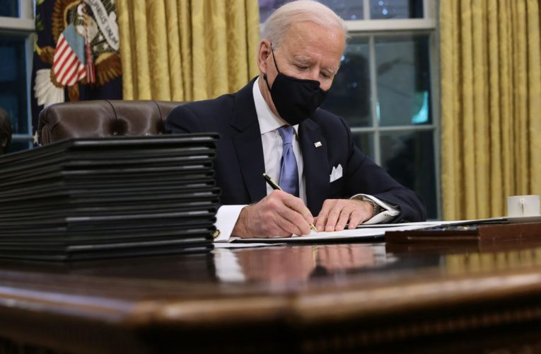 Biden's Extension Of Student Loan Freeze Will Continue To Count Towards Loan Forgiveness