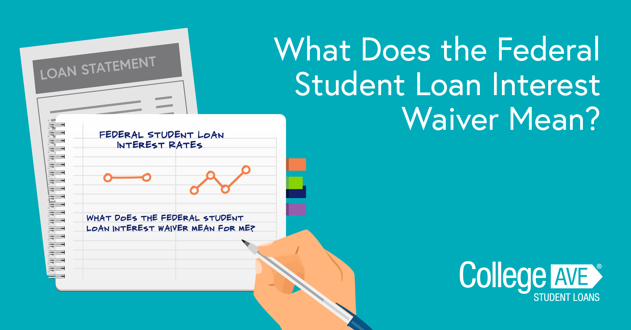 Federal Student Loan Interest Waiver & Forbearance Explained