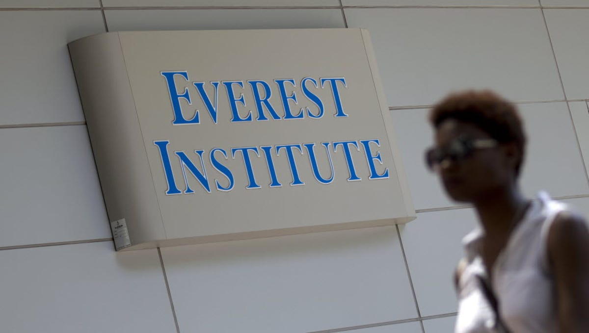 Fight looms over debts of Corinthian Colleges students