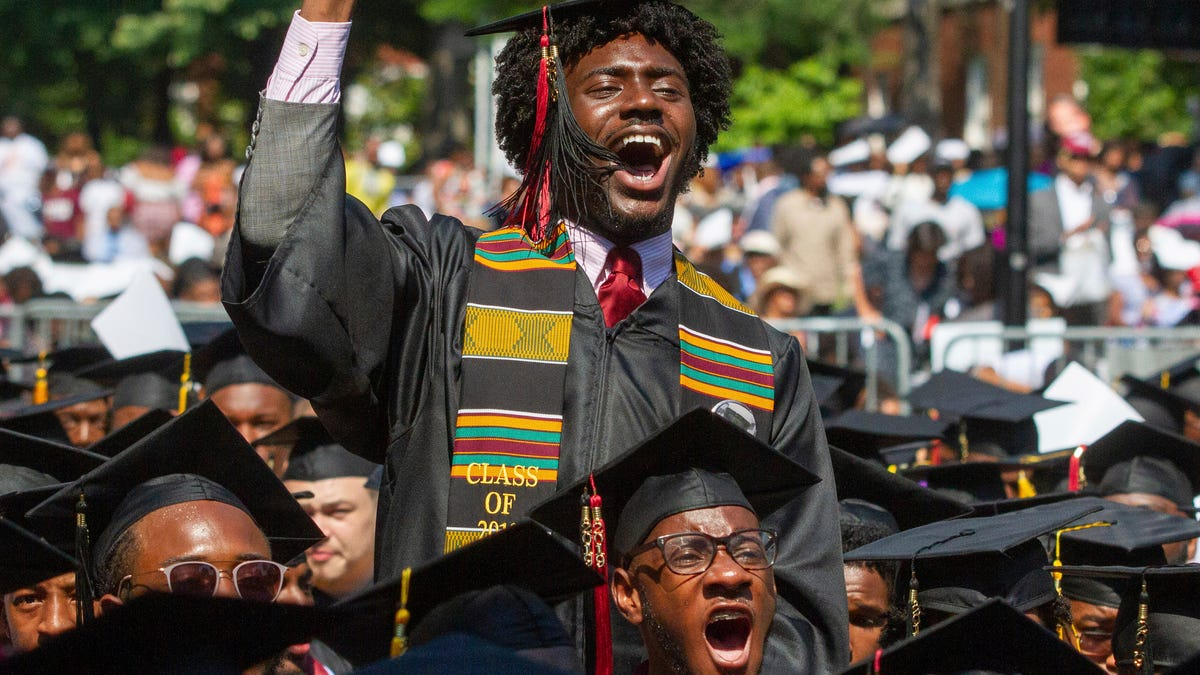 Student loan forgiveness for Black Americans could close pay gap