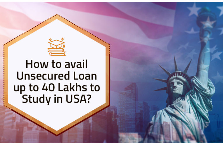Unsecured Education Loan for Studying in USA