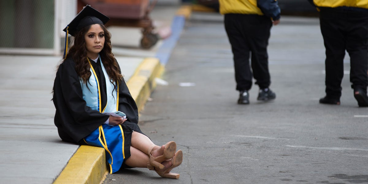 Nearly Half of Millennials Say College Wasn't Worth Student-Loan Debt
