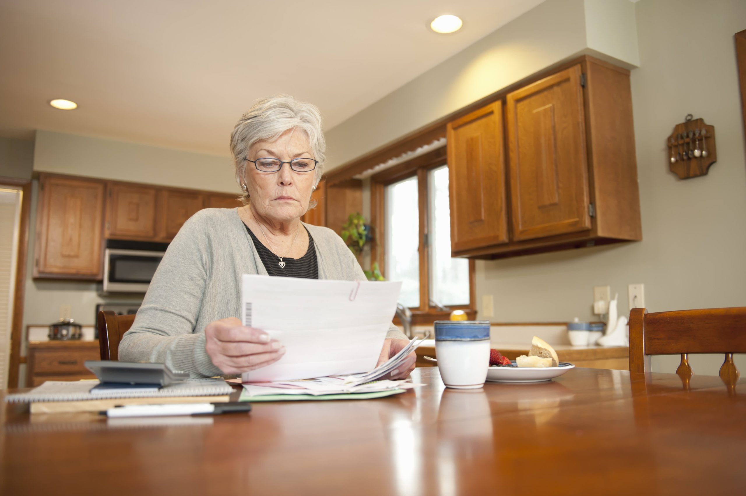 Here's how unpaid debt is handled when a person dies