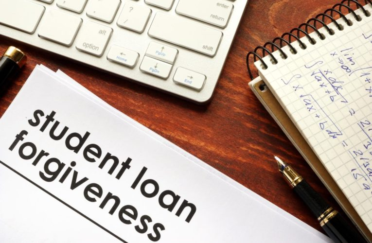 Policy Options For Student Loan Forgiveness